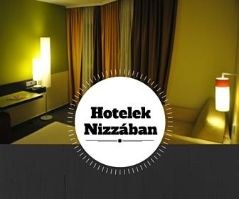 Hotelek Nizzában