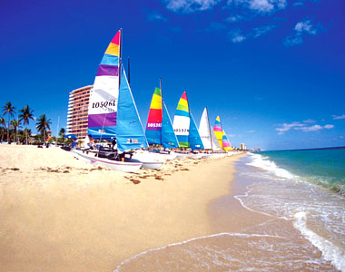 Fort Lauderdale strand