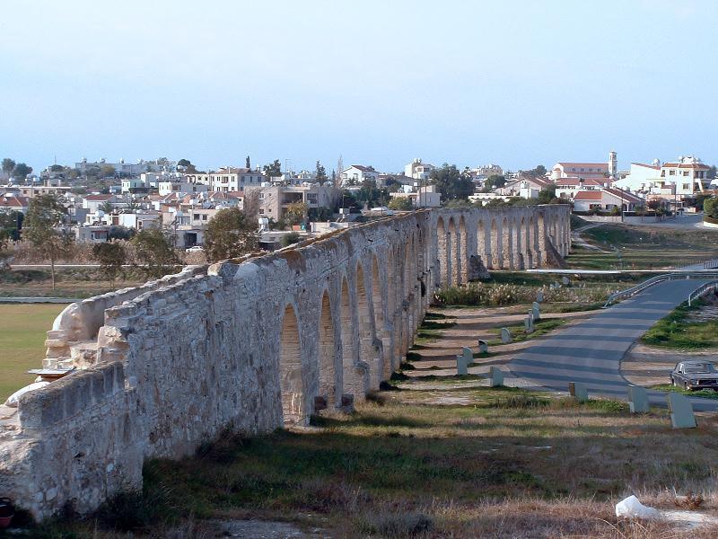 Larnaca Kamares vízvezeték
