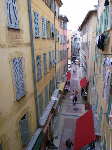 Vieux Nice - Nizza óvárosa