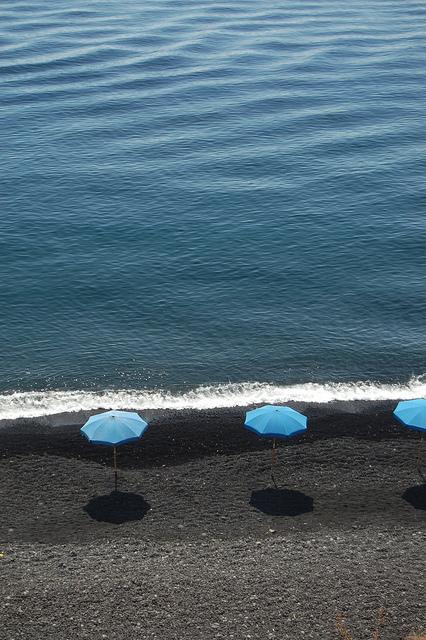 Spiaggia Sabbie Nere - szicíliai strandok