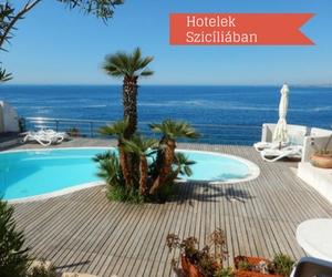 Hotelek Szicíliában