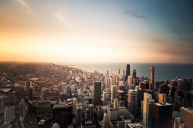 Chicago felhőkarcolói