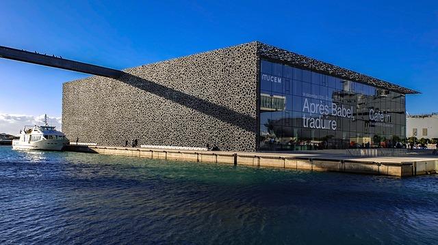 MuCEM Múzeum - Marseille