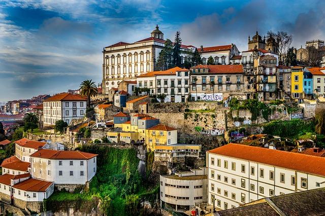 Porto - Portugália városai
