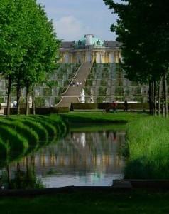 Sanssouci kastély