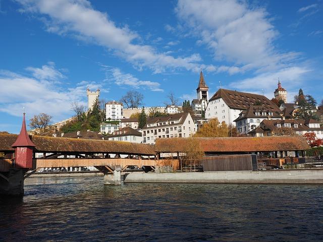 Spreuerbrücke - Luzern