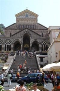 Amalfi - a Sant' Andrea-dóm