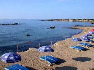Paphos tengerpart