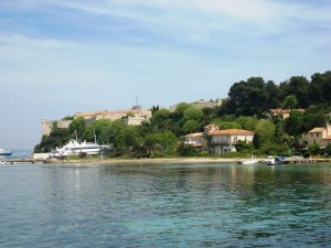 Sainte Marquerite szigete - itt raboskodott a Vasálarcos