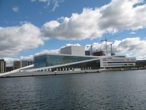 Oslo opera ház