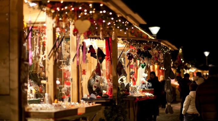 Erice karácsonyi vásár