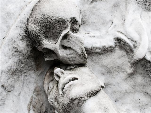 Cimitero Monumentale temető Milánóban