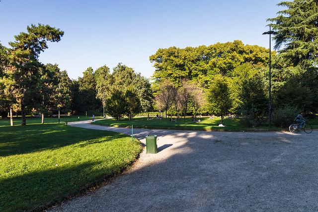 Giardini Pubblici Milánóban