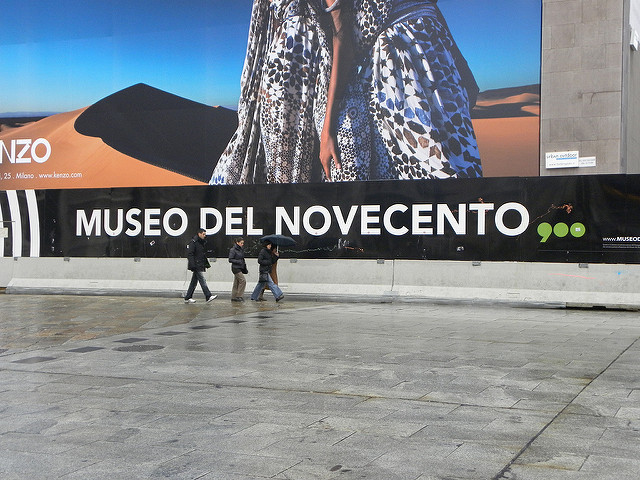 Museo del Novecento Milánóban