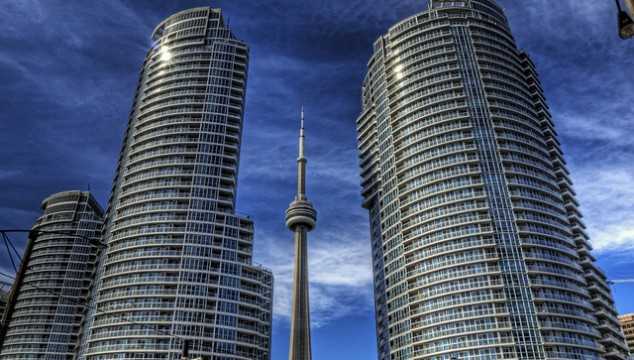 CN Tower Torontóban - Torontó látnivalói