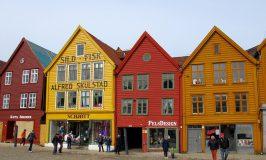 Bergen – egy norvég város, ahol izgalmas meglepetésekben lehet részünk