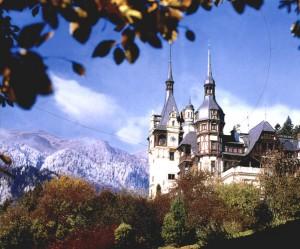 Peles kastély Románia