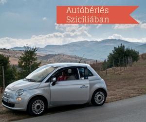Autóbérlés Szicíliában