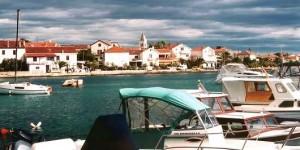 Petrcane-Horvátország
