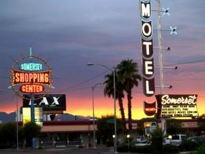 Autó motel Las Vegas