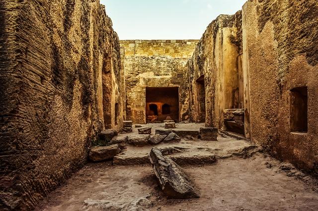 Királysírok - Tombs of the Kings - Paphos