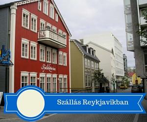 Szállás Reykjavikban