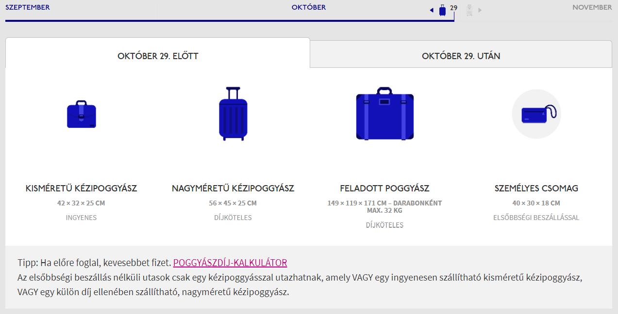 2ae64c59d9c7 Kézipoggyász szabályok Wizzair és Ryanair | Autóbérlés Online - BLOG